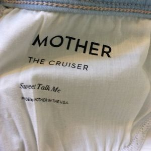 MOTHER Jeans - Mother The Cruiser Flare Jeans High-Rise Size 32